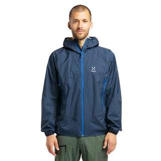 Haglöfs L.I.M PROOF Multi Jacket Hardshelljacke Herren Tarn Blue