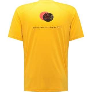 Haglöfs Ridge Tee Funktionsshirt Herren Pumpkin Yellow