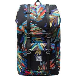 Herschel Rucksack Little America Daypack schwarz/multi