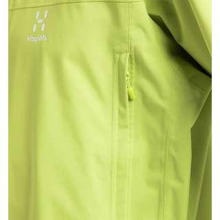 Haglöfs Spate Jacket Hardshelljacke Herren Sprout Green