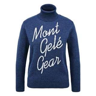 Mont Gele Gear Pullover Strickpullover Damen blau/pink