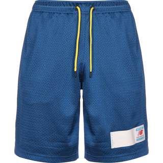 NEW BALANCE Essentials Mesh Shorts Herren blau