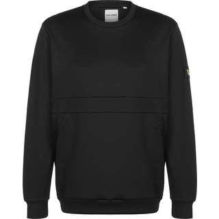 Lyle & Scott Zip Pocket Sweatshirt Herren schwarz