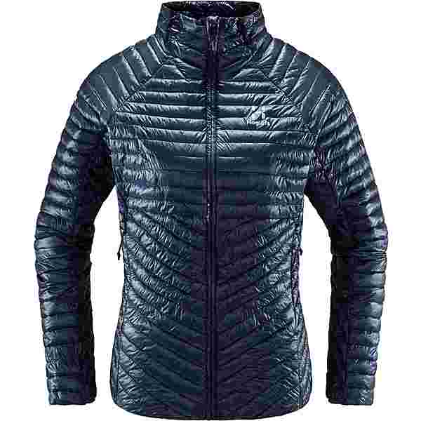 Haglöfs L.I.M Mimic Jacket Outdoorjacke Damen Tarn Blue