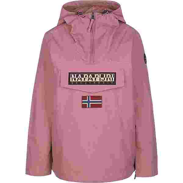 Napapijri Rainforest Windbreaker Damen pink