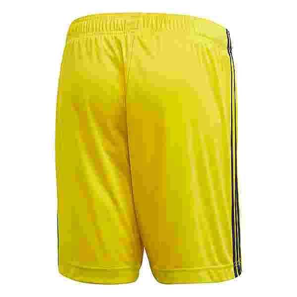 adidas Schweden Auswärtsshorts Funktionsshorts Herren Yellow / Night Indigo