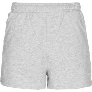 FILA Edel High Waist Shorts Damen grau/meliert