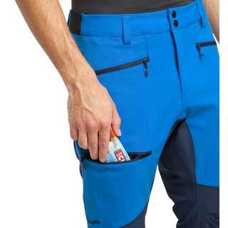 Haglöfs Rugged Flex Pant Trekkinghose Herren Storm Blue/Tarn Blue