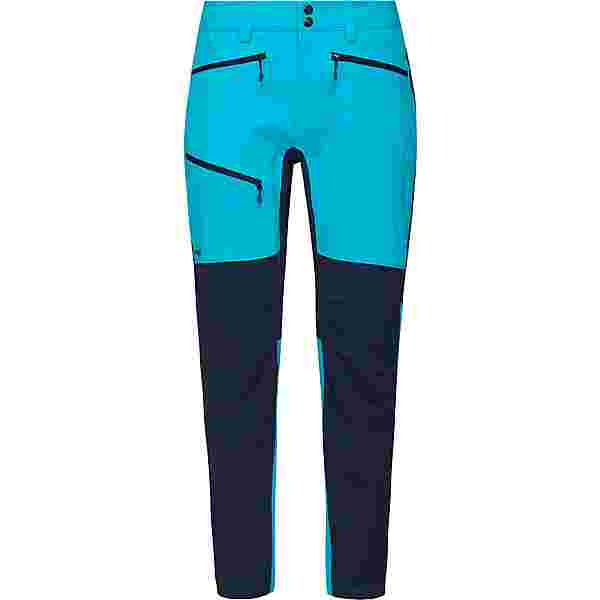 Haglöfs Rugged Flex Pant Trekkinghose Damen Maui Blue/Tarn Blue