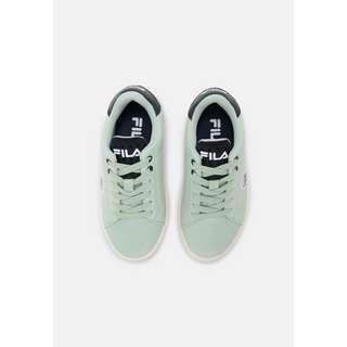 FILA Crosscourt 2 NT kids QQ Sneaker Kinder silt green / fila navy