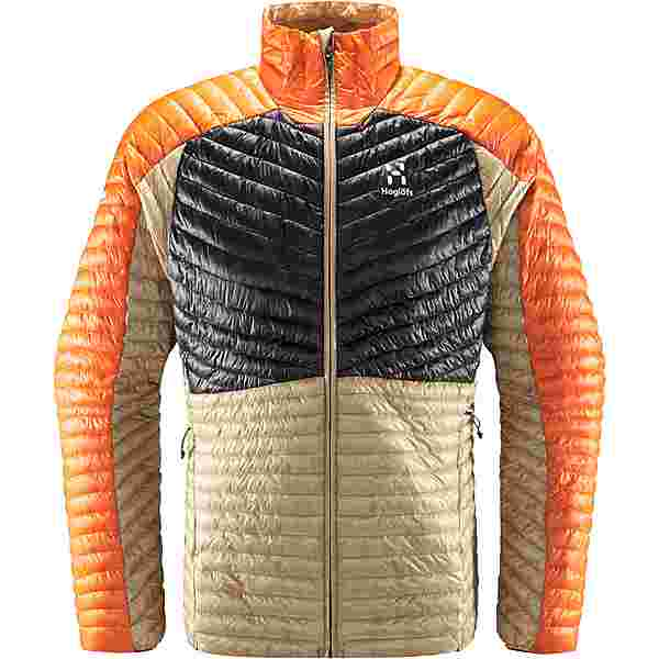 Haglöfs L.I.M Mimic Jacket Outdoorjacke Herren Sand/Magnetite