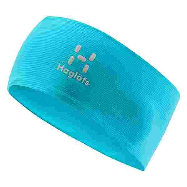 Haglöfs L.I.M Tech Headband Skimütze Damen Maui Blue