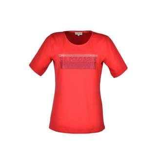 U.S. Polo Assn. T-Shirt T-Shirt Damen rot