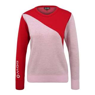Mont Gele Gear Pullover Strickpullover Damen pink/rot