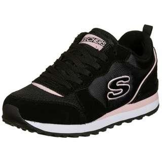 Skechers OG 85 Step N Fly Sneaker Damen schwarz / pink