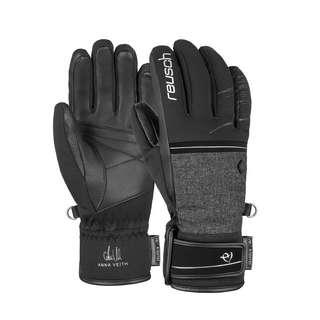 Reusch Anna Veith R-TEX® XT Skihandschuhe black/black melange