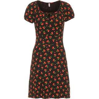 Blutsgeschwister Heart on Fire Minikleid Damen cherry ladybug