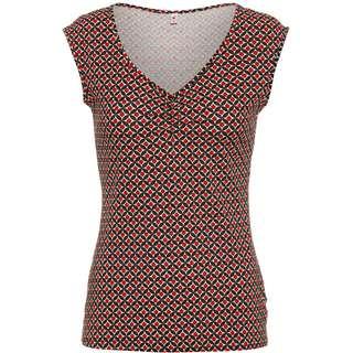 Blutsgeschwister Summer Sun V-Shirt Damen kleene keever