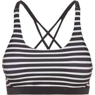 VENICE BEACH Summer Bikini Oberteil Damen schwarz-weiß gestreift