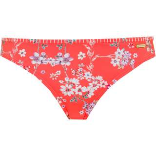sunseeker Bikini Hose Damen blumendruck orange