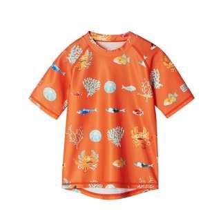 reima Pulikoi UV-Shirt Kinder Orange