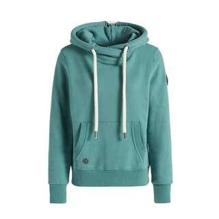 Khujo FANCI Sweatshirt Damen Blaugrün