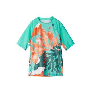reima Uiva UV-Shirt Kinder Reef green