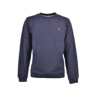U.S. Polo Assn. Sweatshirt Tricolor Sweatshirt Herren navy