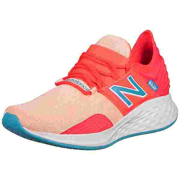 NEW BALANCE Fresh Foam Roav Sneaker Kinder korall / rot