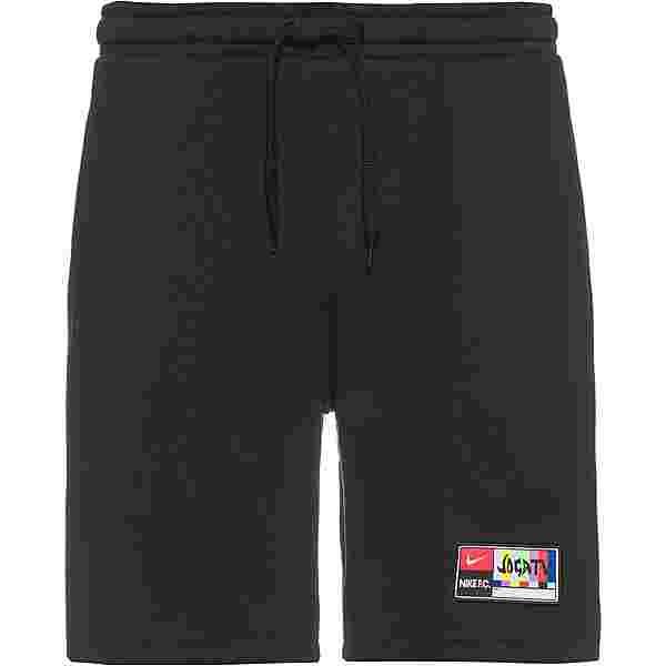 Nike FC Sweatshorts Herren black-black-saturn gold