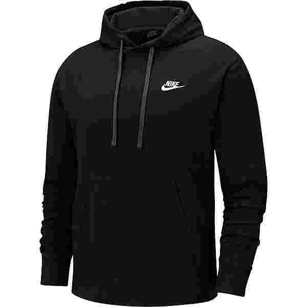 Nike Sportswear Club Fleece Hoodie Herren schwarz
