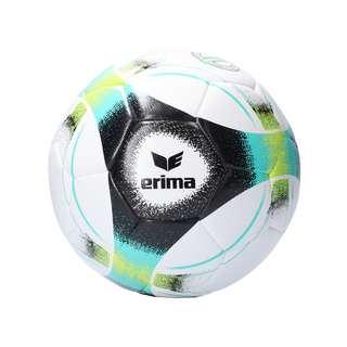 Erima Hybrid Trainingsball GR.5 Fußball blaugelbschwarz