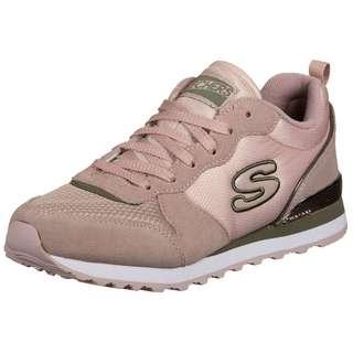 Skechers OG 85 Step N Fly Sneaker Damen altrosa / weiß