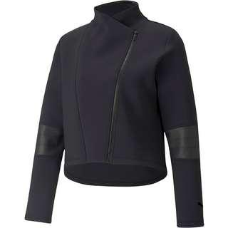 PUMA Moto Funktionsjacke Damen black
