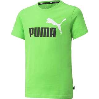 PUMA T-Shirt Kinder green flash