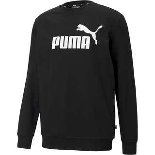 PUMA ESS Sweatshirt Herren puma black