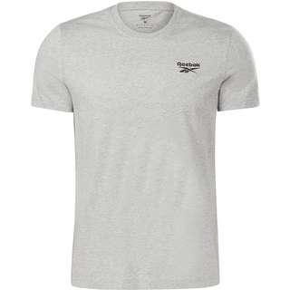 Reebok Identity Classic T-Shirt Herren medium grey heather
