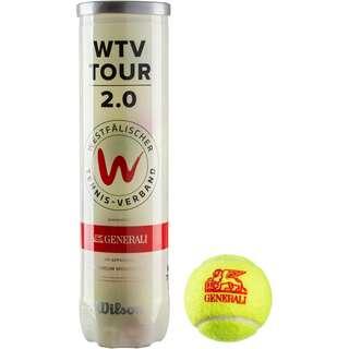 UMBRO Tennisball GELB