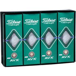 Titleist AVX Golfball white