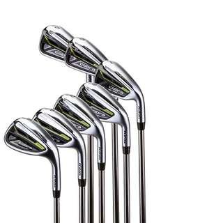 Cobra KING RADSPEED RH Golfschlägersatz silber 1