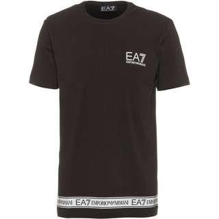 EA7 Emporio Armani T-Shirt Herren black