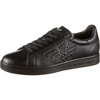 EA7 Emporio Armani Sneaker triple black