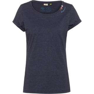 Ragwear Florah A Organic T-Shirt Damen navy