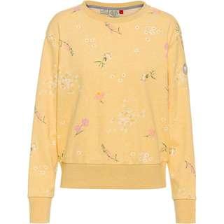 Ragwear Heikke Sweatshirt Damen yellow