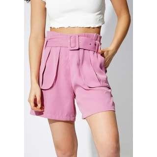 Buffalo Casha Shorts Damen pink