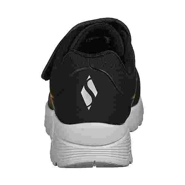 Skechers Uno Lite Sneaker Kinder schwarz / weiß