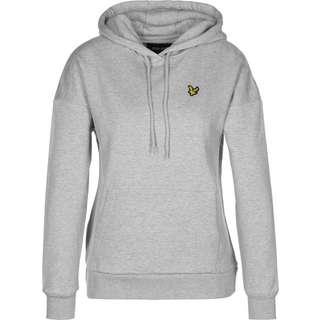Lyle & Scott Sportswear Hoodie Damen grau/meliert