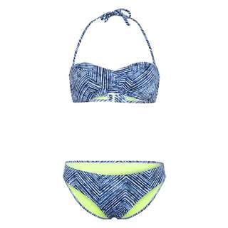 Chiemsee Bikini Bikini Set Damen D Gry/D Blu AOP