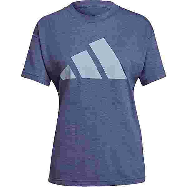 adidas WIN 2.0 T-Shirt Damen orbit violet mel