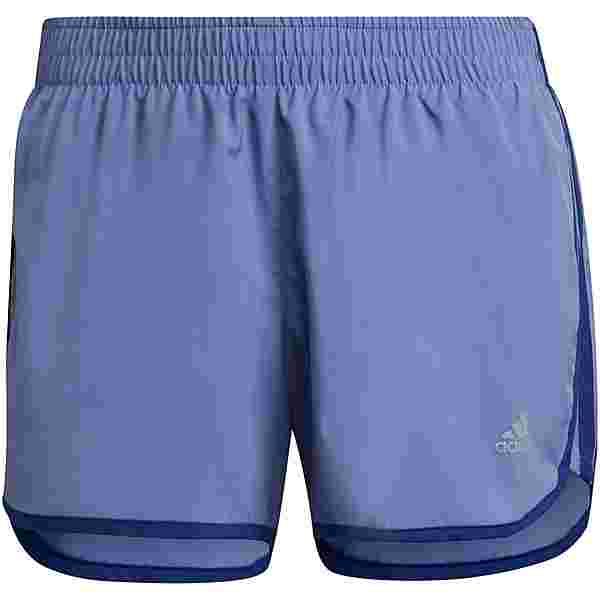 adidas M20 RESPONSE AEROREADY Funktionsshorts Damen orbit violet-victory blue